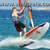 Windsurfing in Palekastro
